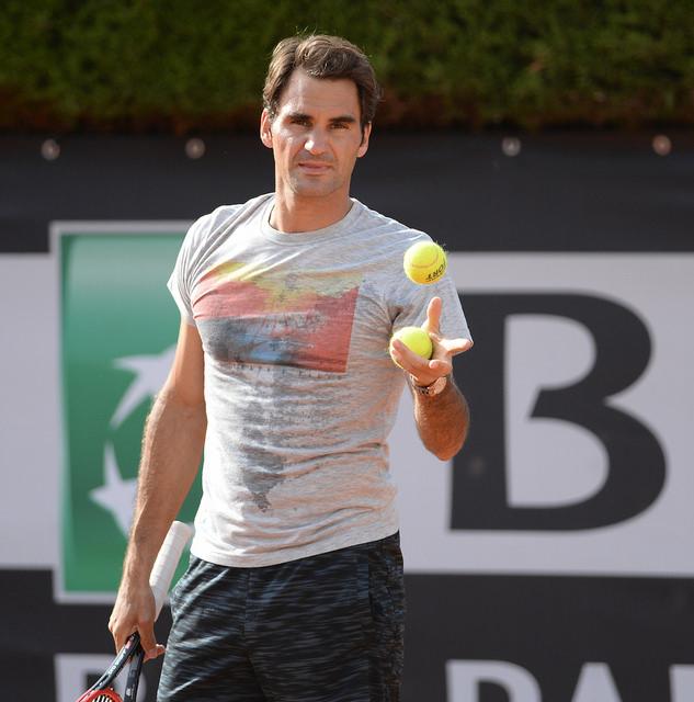 Roger Federerm
