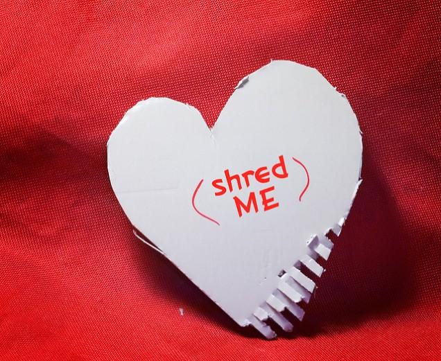 Shred me