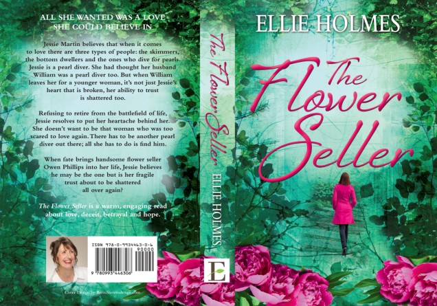 The Flower Seller Cover and Blurb