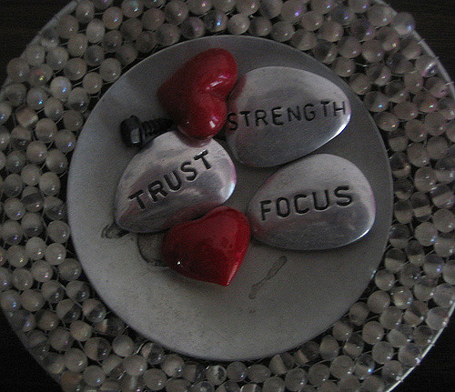 Trust focus strength