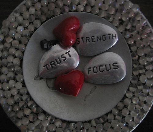 Trust focus strength
