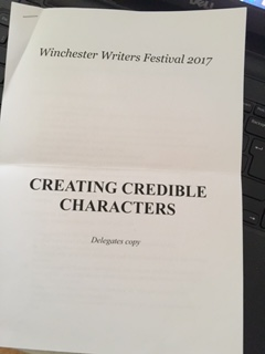 Creating Credible Characters