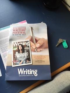 Winchester Writers' Festival 2017